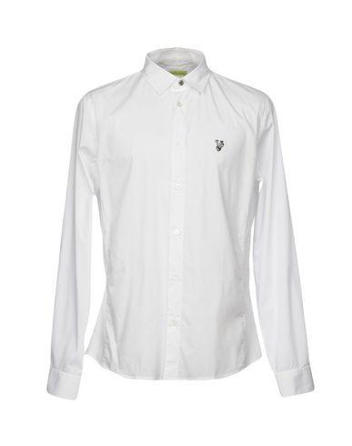rabatt gratis frakt Versace Jeans Camisa Lisa utløp klassiker billig pris kostnaden 6oKAlGF