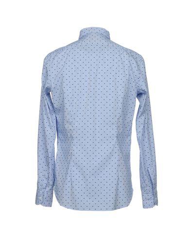 ORIAN Camisas de rayas