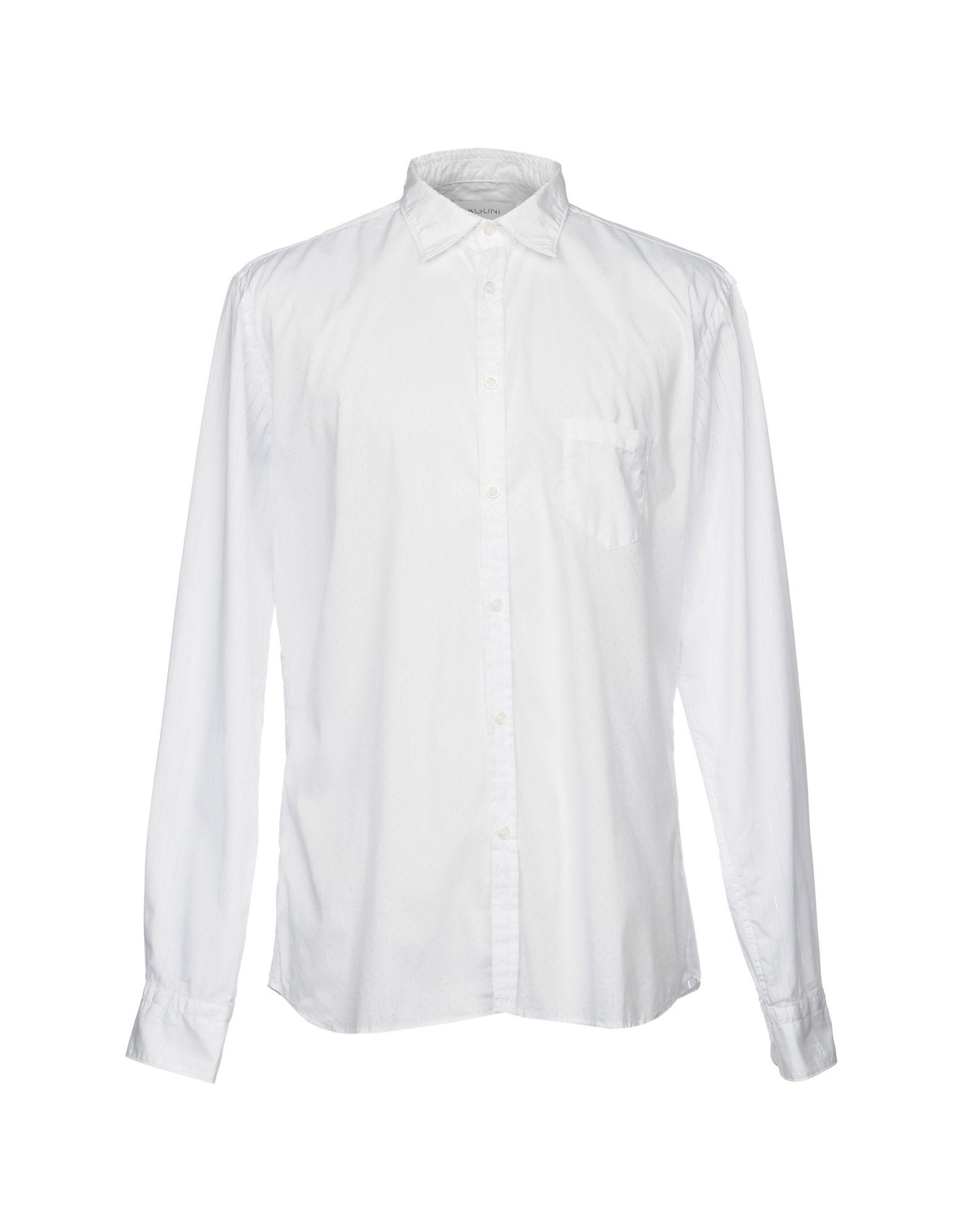 Camicia Tinta Unita Aglini herren - 38691481SH