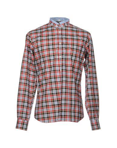 AGLINI Kariertes Hemd Verkaufsangebote zCpNwW
