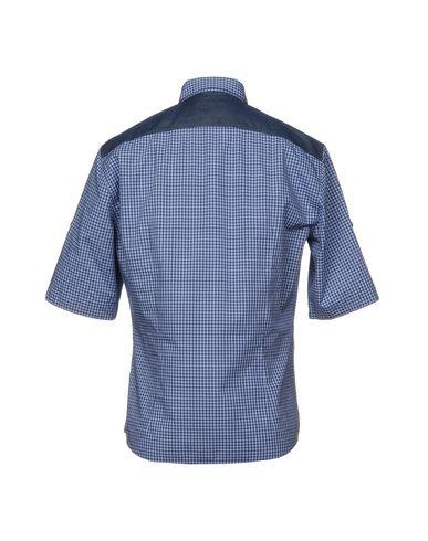 TRU TRUSSARDI Camisa de cuadros