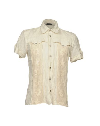 JOHN RICHMOND Camisa lisa