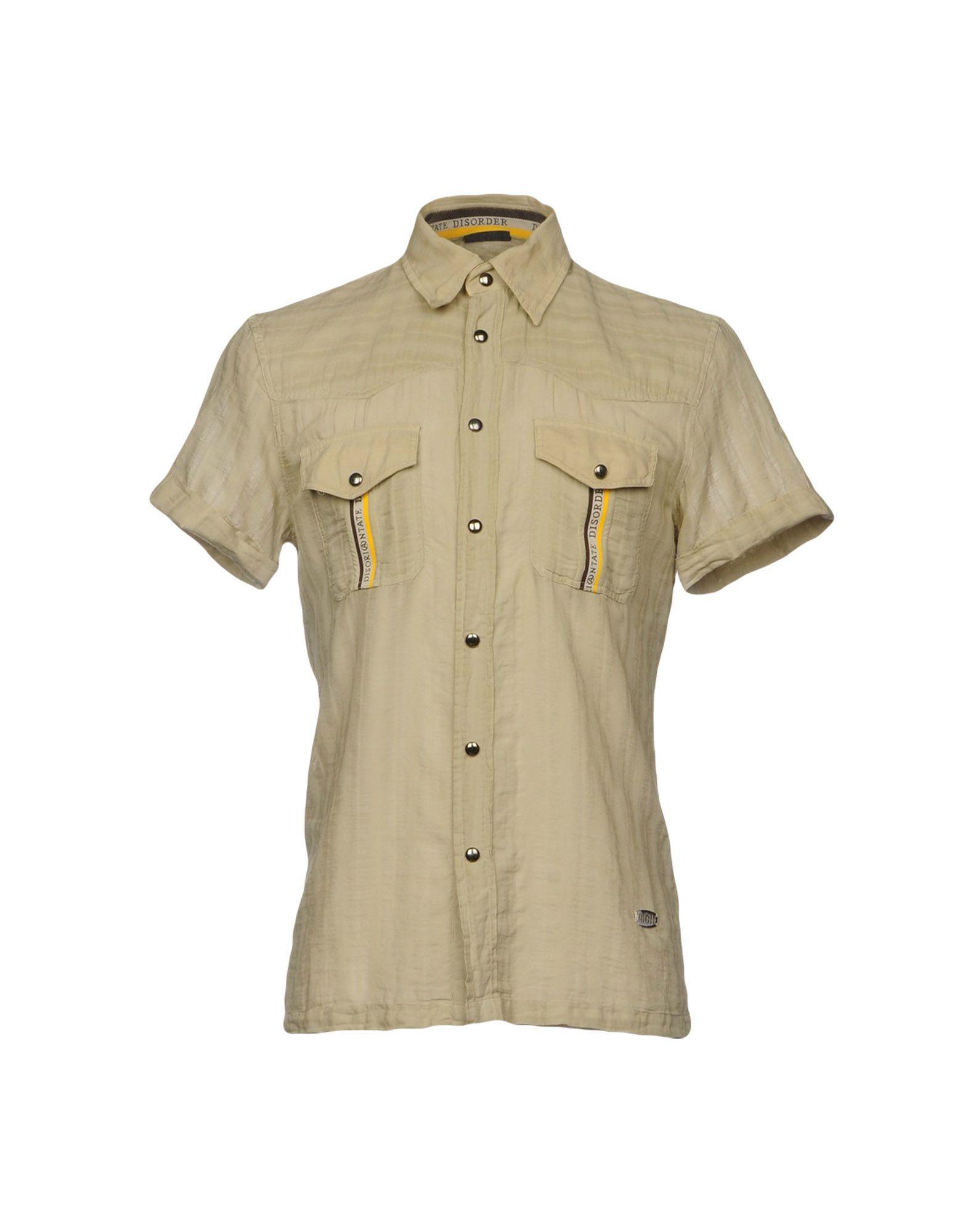 Camicia 38691888HH Tinta Unita Richmond Denim Uomo - 38691888HH Camicia ed49ab