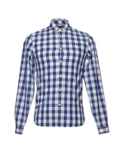 FRED PERRY Camisa de cuadros