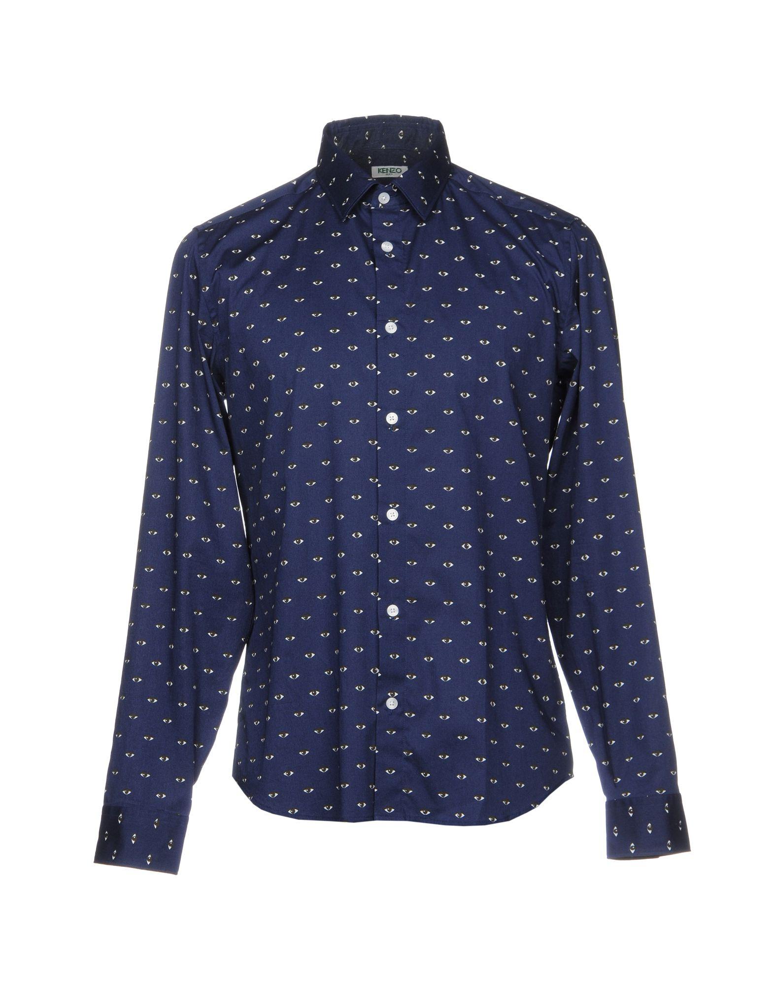 Camicia Camicia Camicia Fantasia Kenzo Uomo - 38692216CX 4e2443