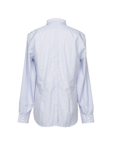PAOLO PECORA Gestreiftes Hemd Billige Truhe Bilder Neuester Günstiger Preis Billige Breite Palette Von i1a0yYcK6