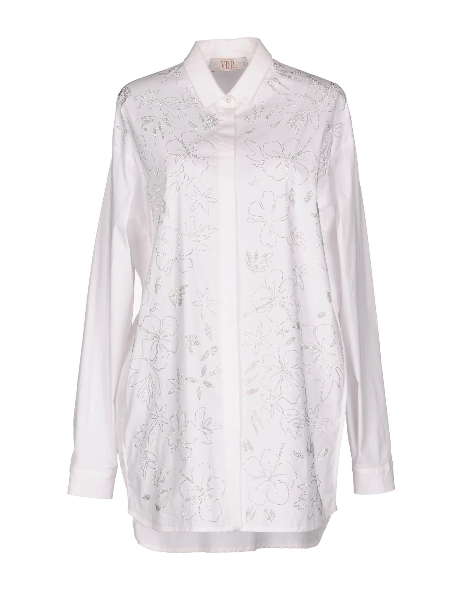 Camicie E Bluse Tinta Unita Vdp Club Donna - Acquista online su OceDh