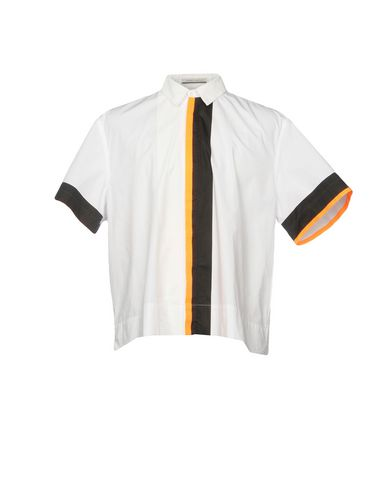 ANDREA POMPILIO Einfarbiges Hemd