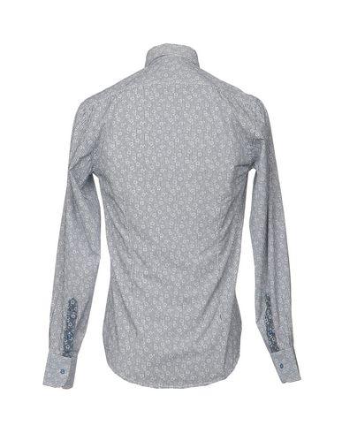 billig salg tumblr Dimattia Stripete Skjorter Nyt S7MCIu