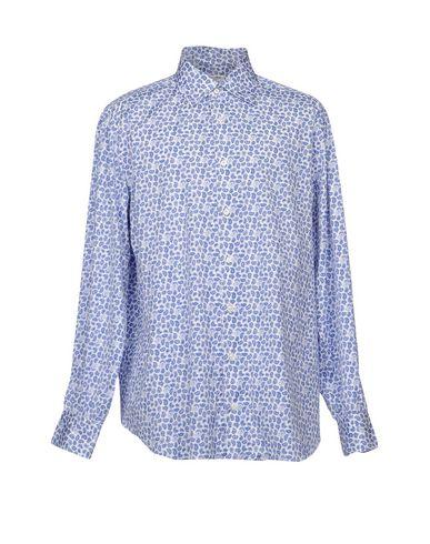 CESARE ATTOLINI Hemd mit Muster Kaufen Billig Genießen plskzy