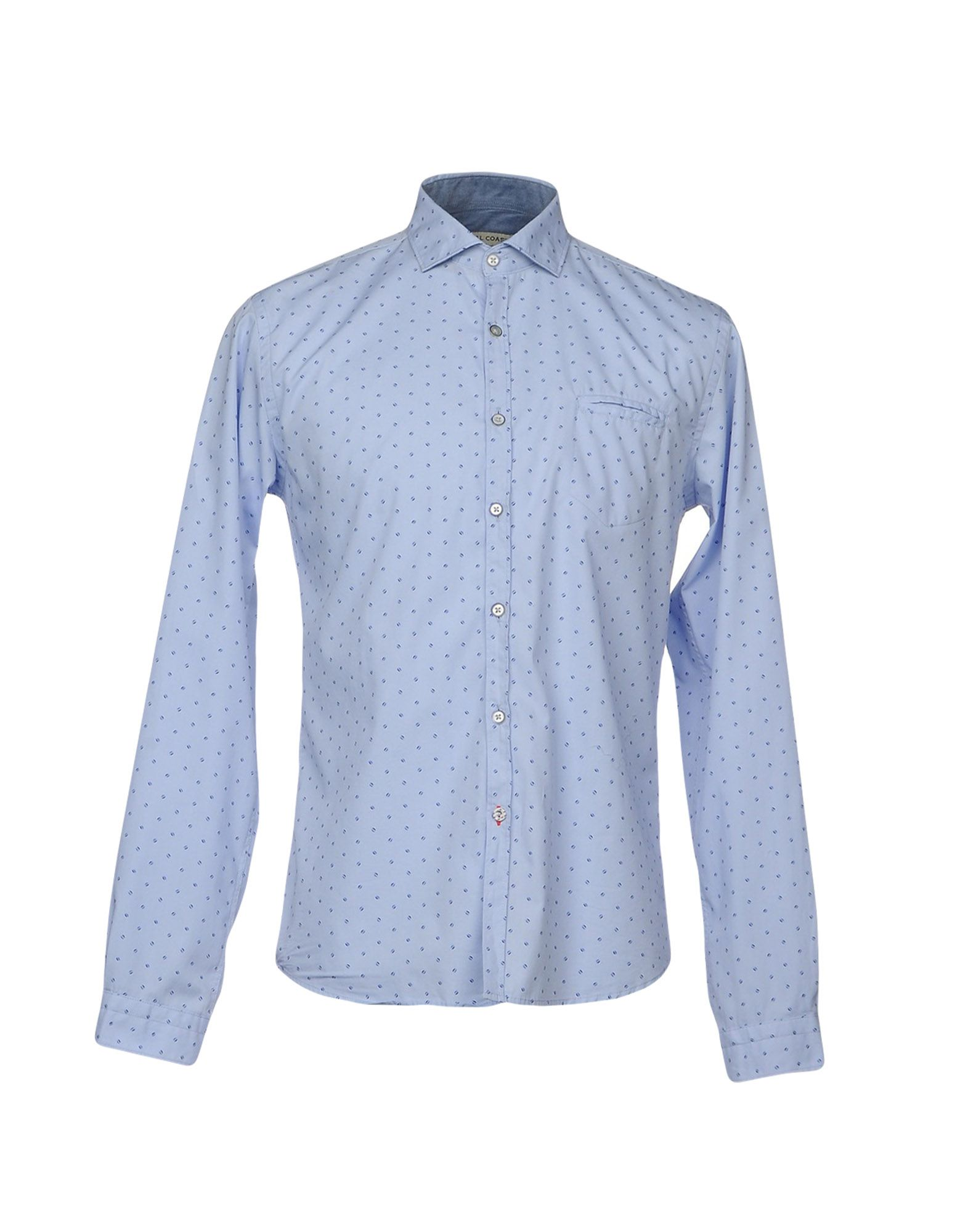 Camicia Fantasia Royal Uomo Coast Uomo Royal - 38693533OR 9d574f