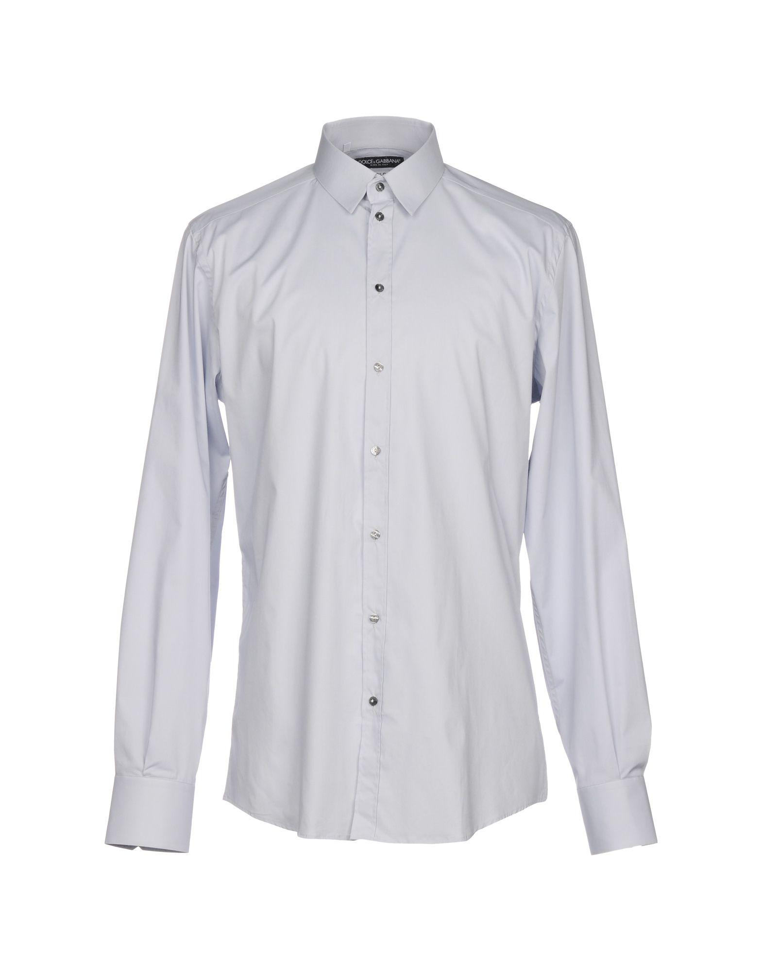 Camicia Tinta Unita Dolce & Gabbana Uomo Uomo Gabbana - 38693652EO 2a8f3d