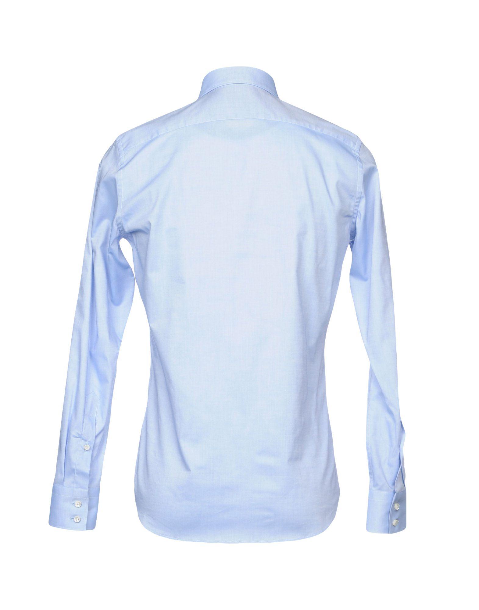 Camicia Tinta Tinta Tinta Unita Ballantyne Uomo - 38693715BR 8d0fd1