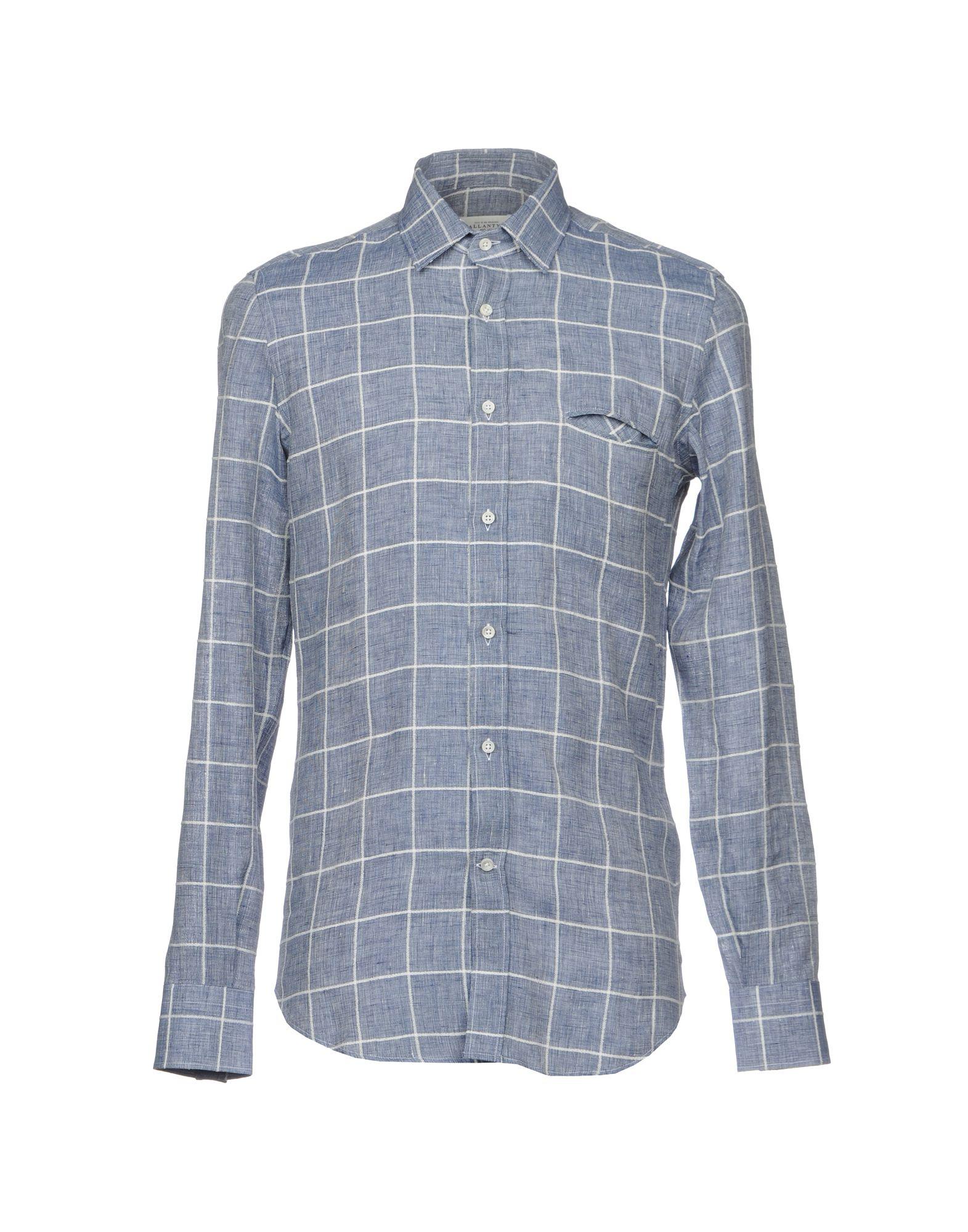 Camicia A Quadri Ballantyne Uomo - Acquista online su