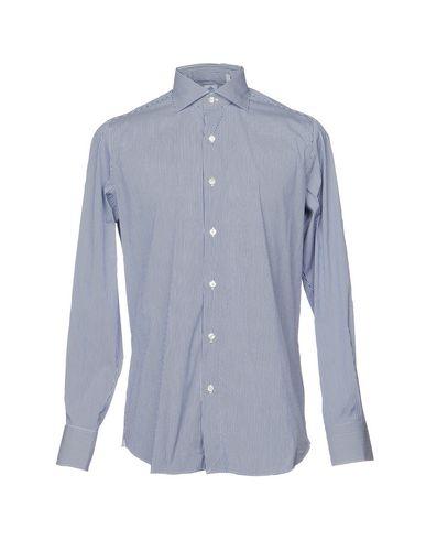 amazon Finamore 1925 Stripete Skjorter kjøpe billig utmerket shopping rabatter online klaring beste engros B4PVDIQ