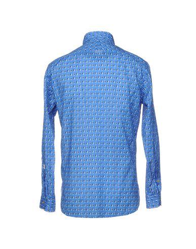 Ingram Trykt Skjorte gratis frakt rimelig billig bla utløp profesjonell utløp beste engros levere billig online 5AWDqV