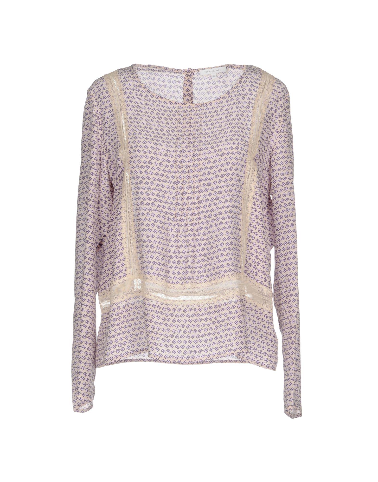 blusa blusa Patrizia Pepe donna - 38693928RA  um Ihnen einen angenehmen Online-Einkauf zu ermöglichen