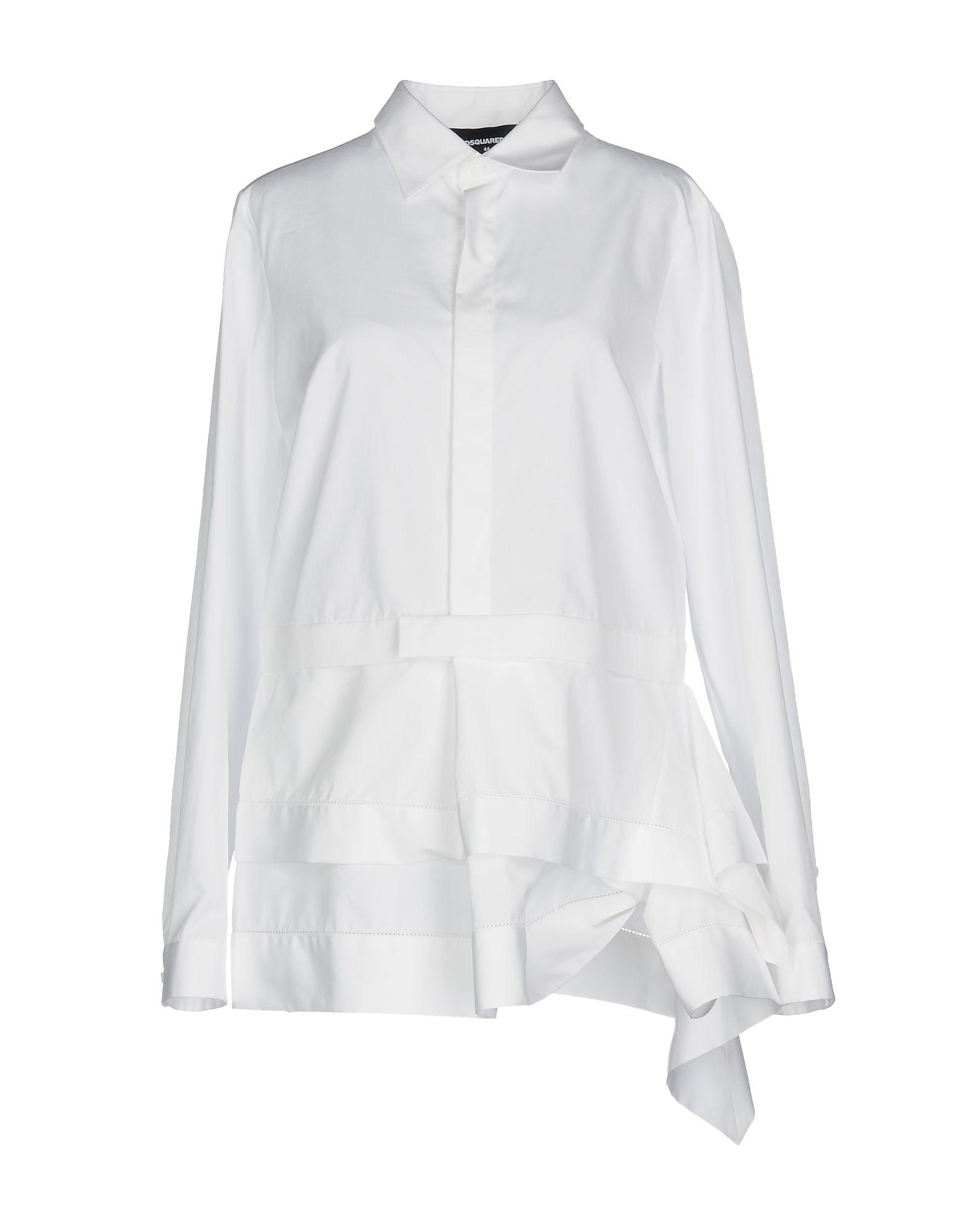 Camicie E Bluse Tinta Unita Dsquared2 Donna - Acquista online su B1TCg
