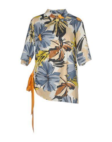 NIŪ Camisas y blusas de flores