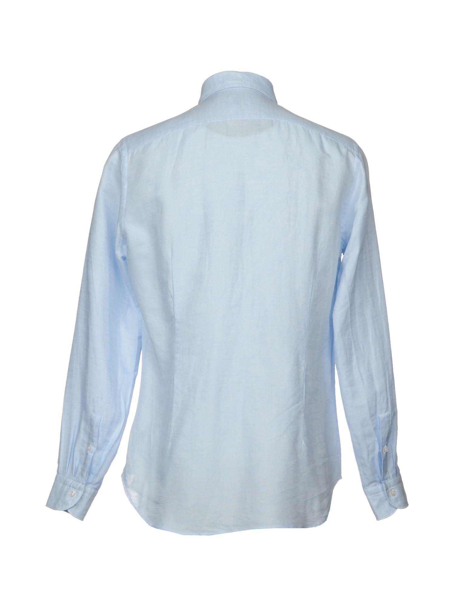 Camicia In Lino Mastai Ferretti Uomo - 38694345NB 38694345NB - 30ee83
