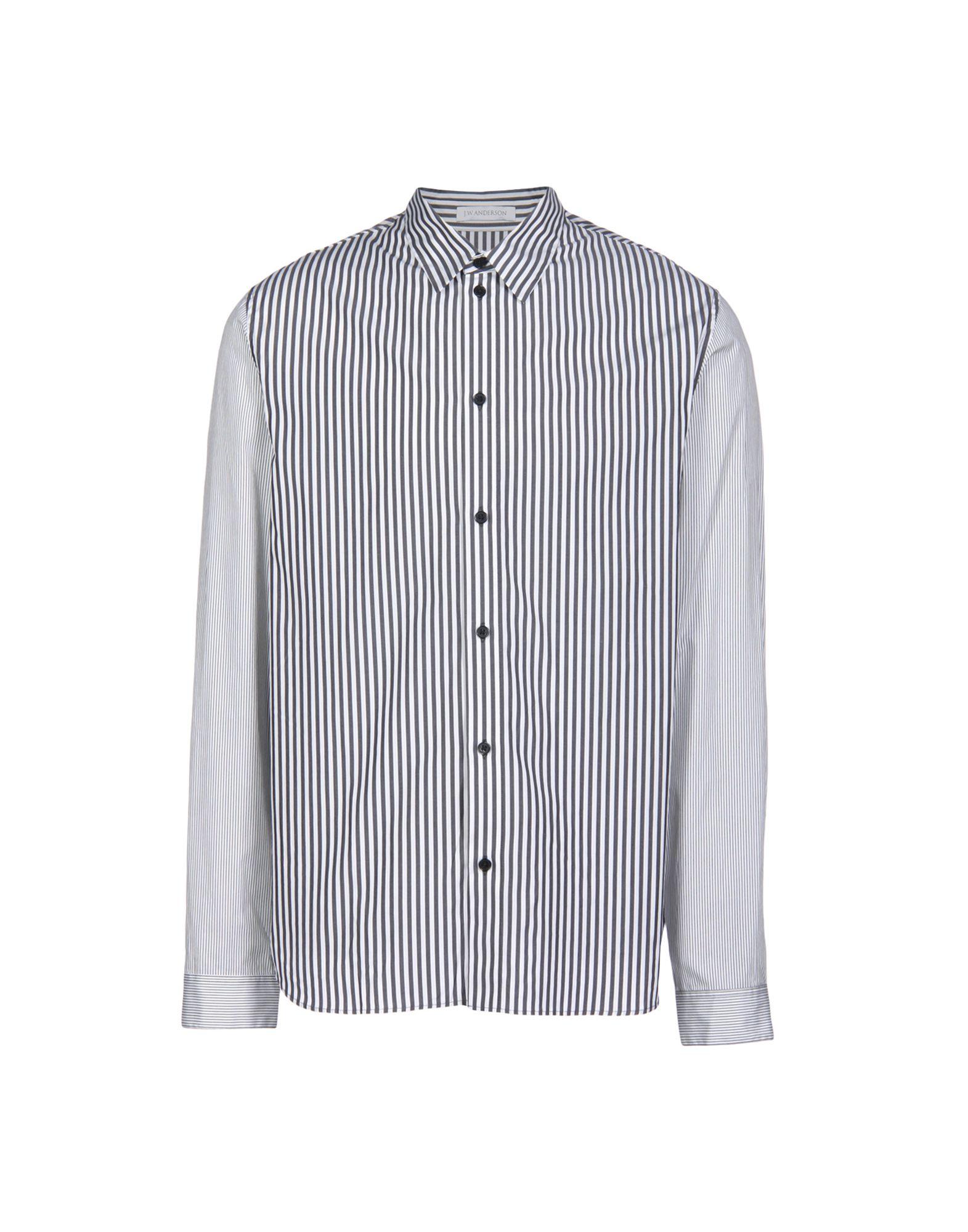 Camicia A Righe J.W.Anderson Uomo - Acquista online su