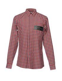 GIVENCHY - Camisa de cuadros