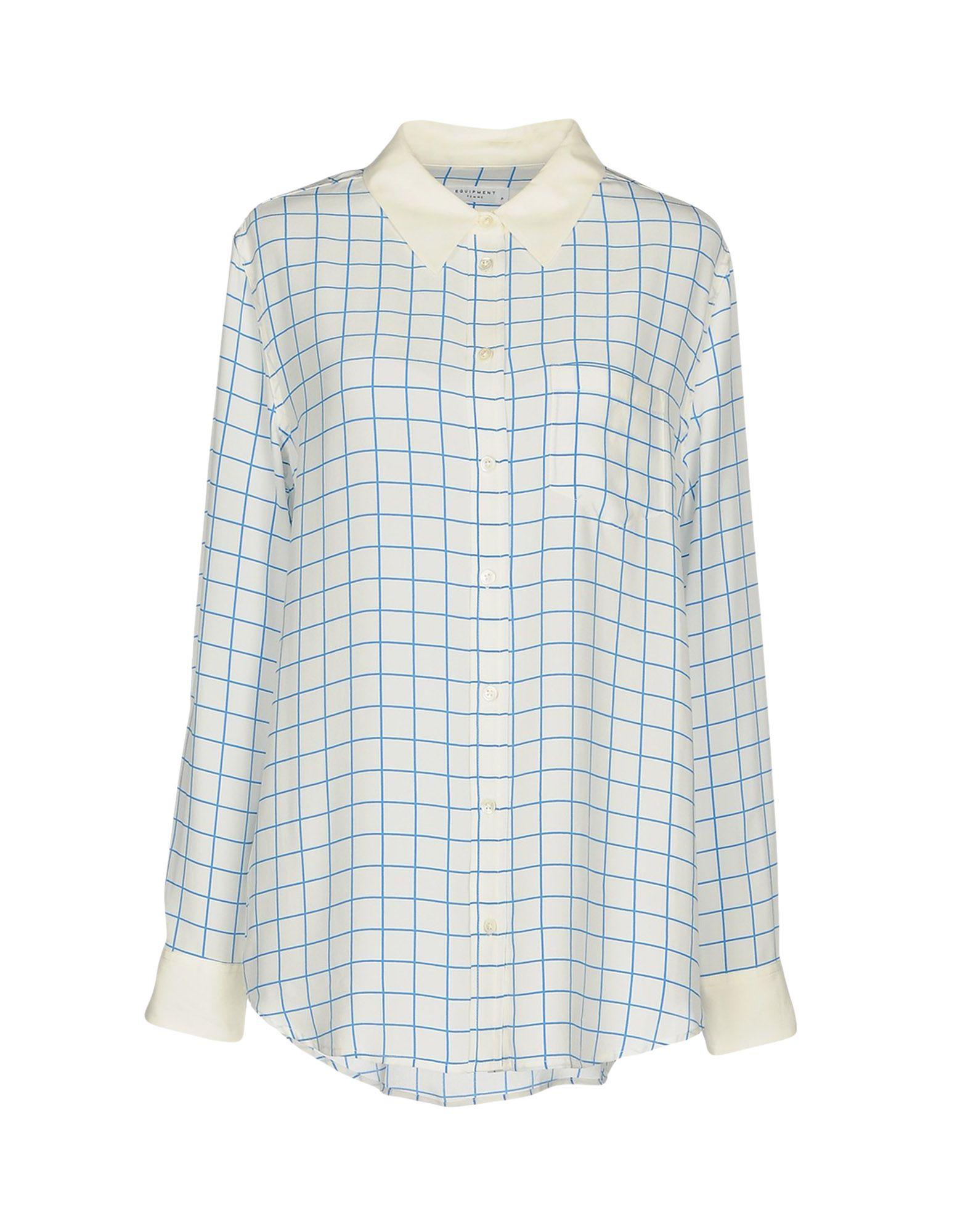 Camicia A Quadri Equipment Donna - Acquista online su 7mGOAT9O