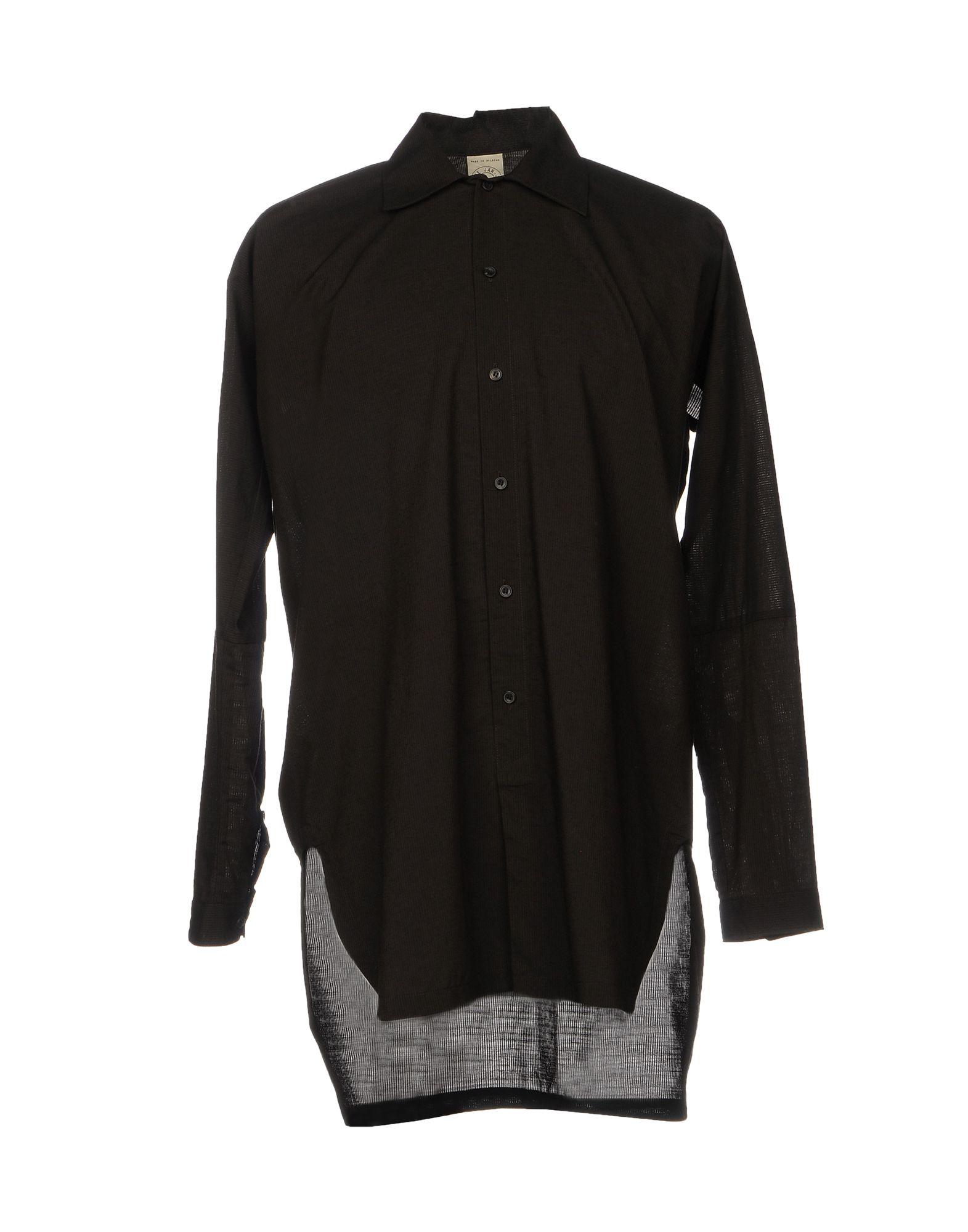 Camicia A Righe Jan - Jan Van Essche Uomo - Acquista online su