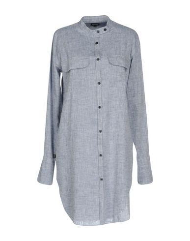 beste tilbud Blauer Skjorter Og Bluser Glatte rabatt nye stiler billig salg 2014 mK1gOwp