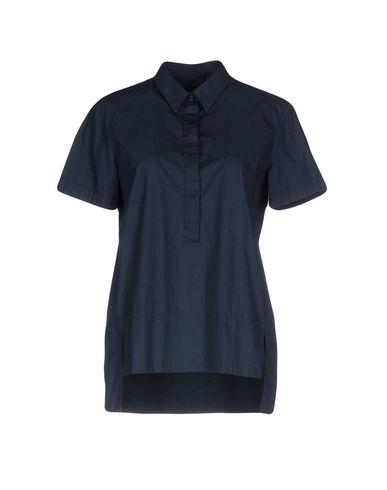 BLAUER Camisas y blusas lisas