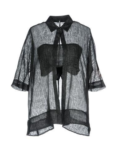 MAISON LAVINIATURRA Camisas y blusas de seda