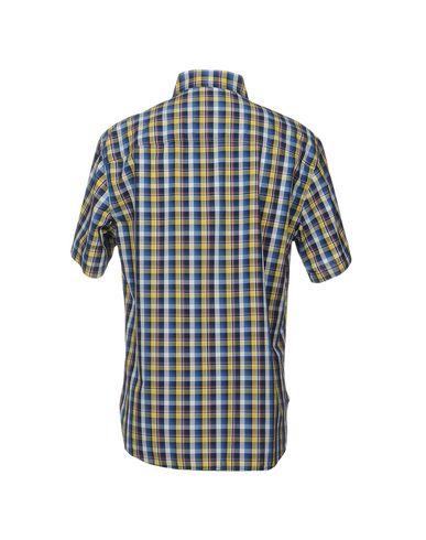 (+) PEOPLE Camisa de cuadros