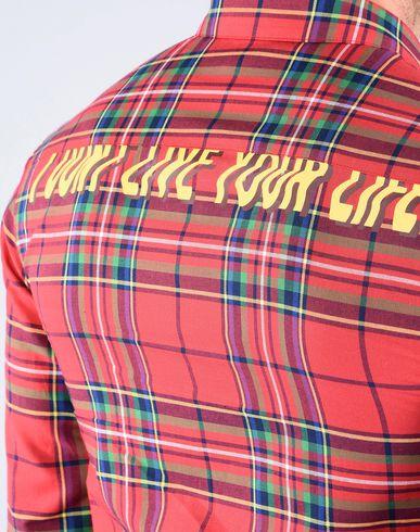 DBYD x YOOX Kariertes Hemd Shop Online-Verkauf Billig Verkauf Große Diskont Billig Billig Webseiten Günstig Online HpxK4b