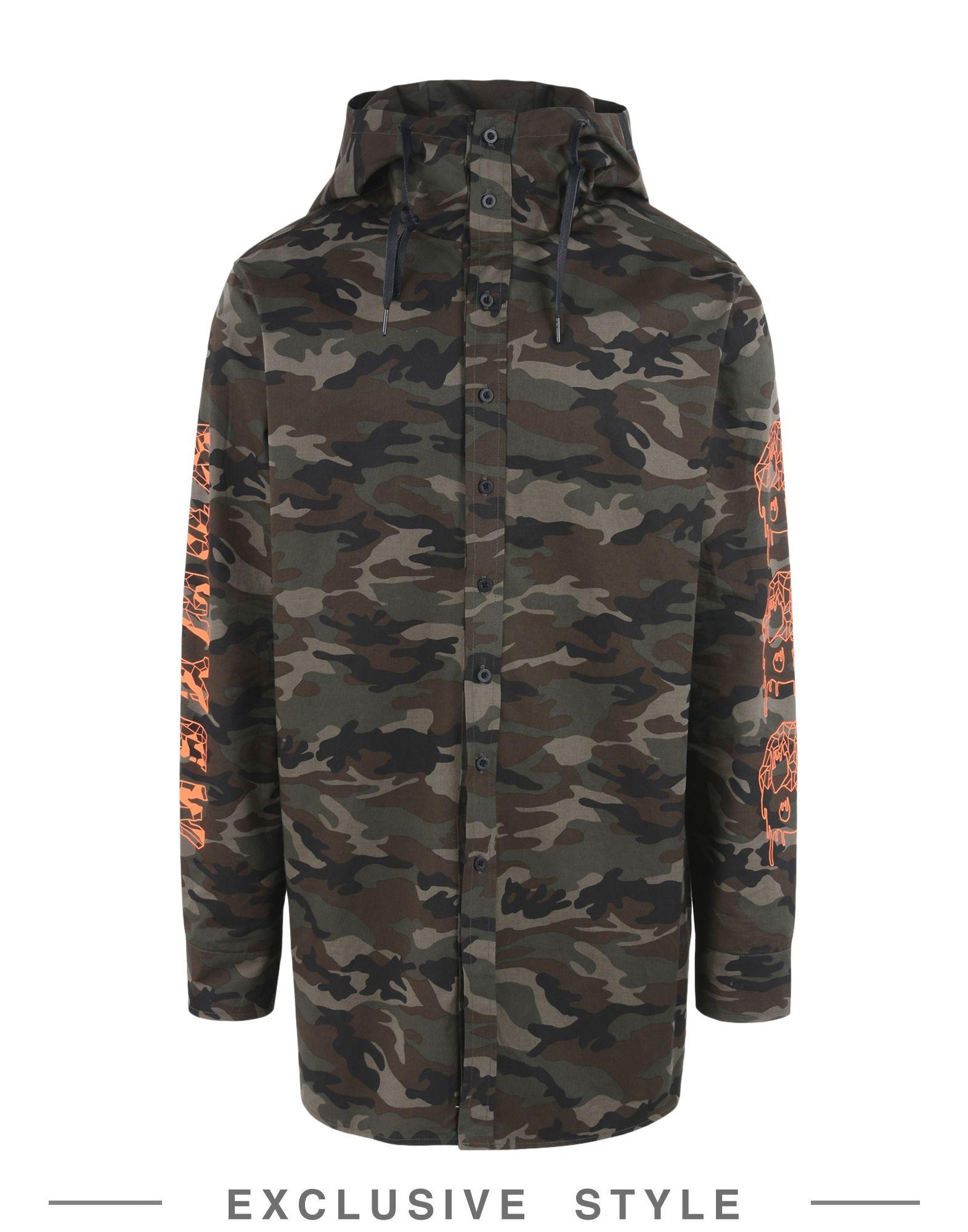 Camicia Fantasia Dbyd X Yoox Uomo - Acquista online su