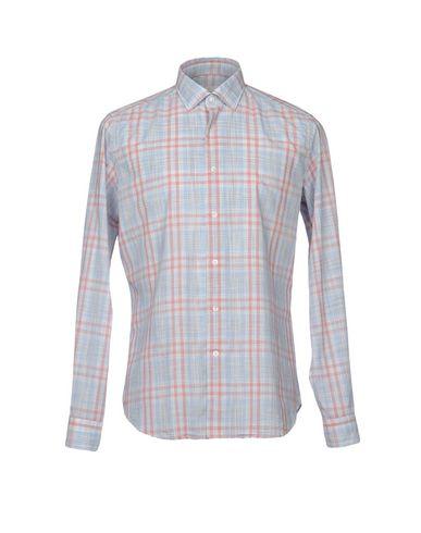 kjøpe nyeste rabatt fra Kina Mastai Ferretti Rutete Skjorte billig salg amazon forhåndsbestille xQY10P2n
