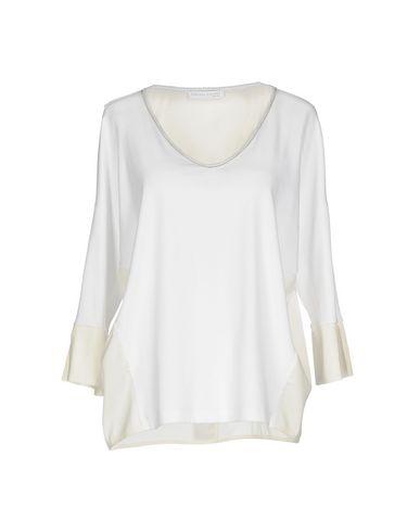 T-Shirt for Women On Sale, White, Cotton, 2017, 10 14 Fabiana Filippi