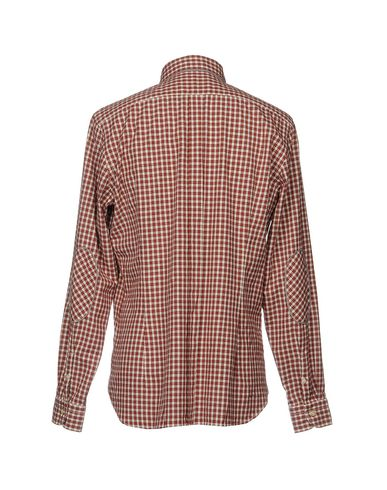 Mattei Tintoria Rutete Skjorte 954 billig falske rabatt valg billigste utløp for billig mote stil online bU6y1IBM6