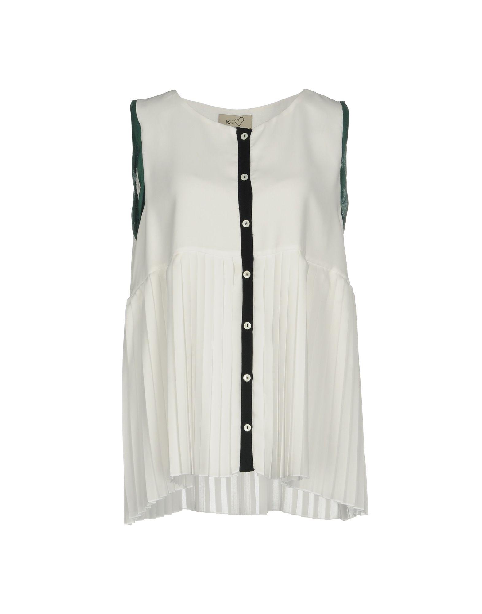 Camicie E Bluse Tinta Unita Ki6? Who Are You? Donna - Acquista online su 2SWqM