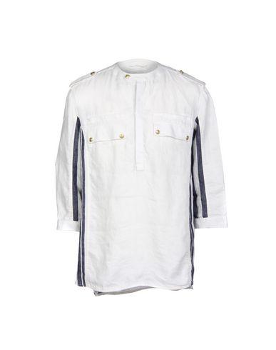 61d1b888 Pierre Balmain Linen Shirt - Men Pierre Balmain Linen Shirts online ...