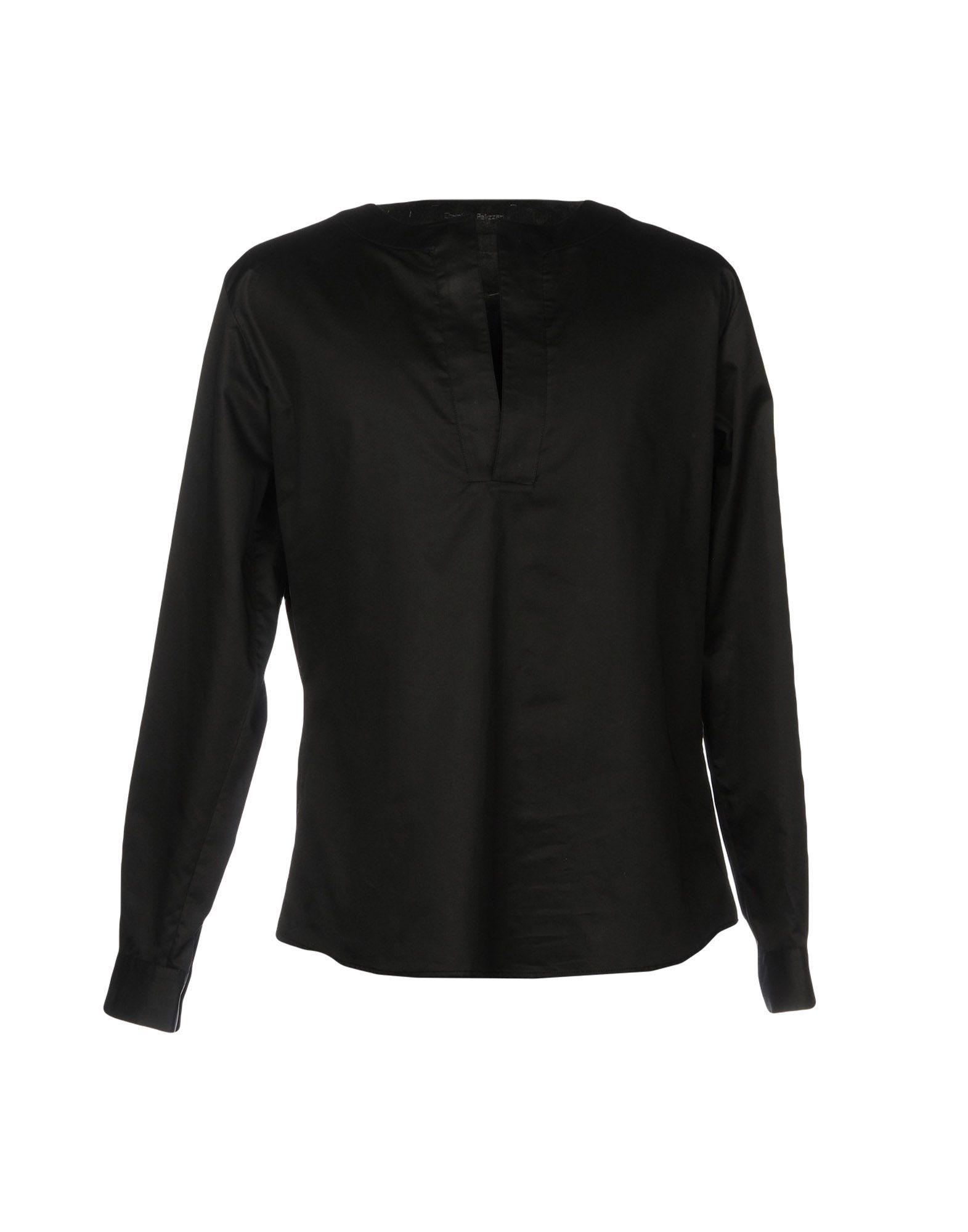 Camicia Tinta Unita Christian Pellizzari Uomo - Acquista online su