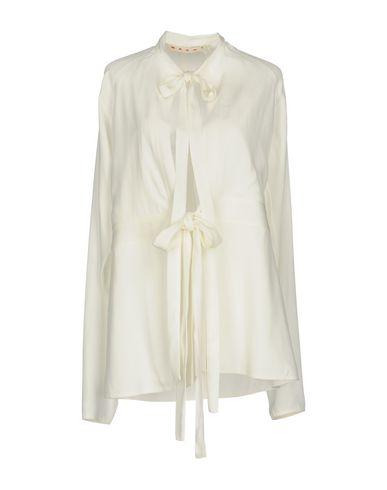 MARNI - Shirts & blouses with bow