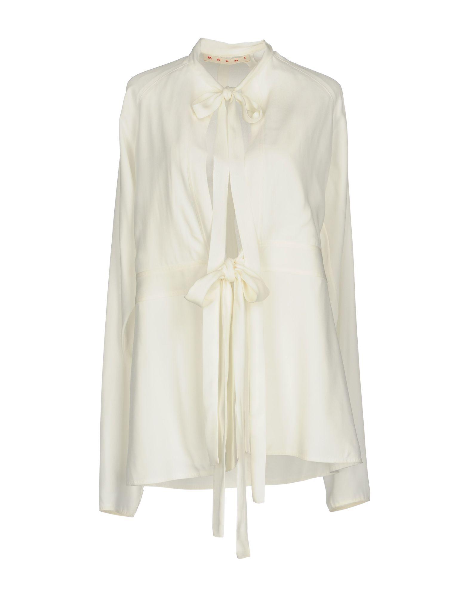 Camicie E Bluse Con Fiocco Marni Donna - Acquista online su nZumabCV0