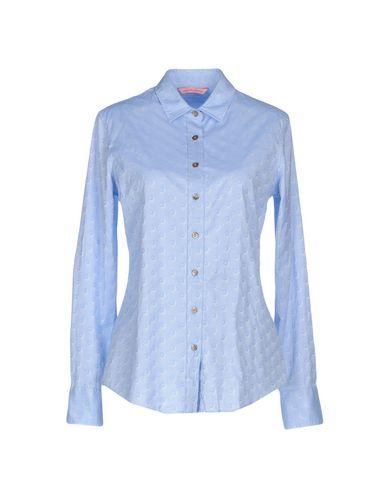 Nouvelle Femme Bluse Con Camicie Motivo E qC1nE