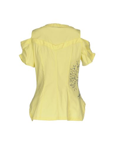 OBLIQUE CREATIONS Camisas y blusas lisas