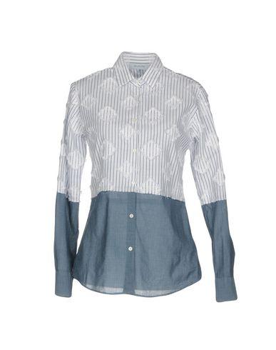 AGLINI - Striped shirt