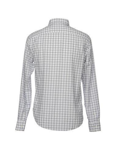 Armani Jeans Rutete Skjorte salg i Kina komfortabel ntA9PP20bQ
