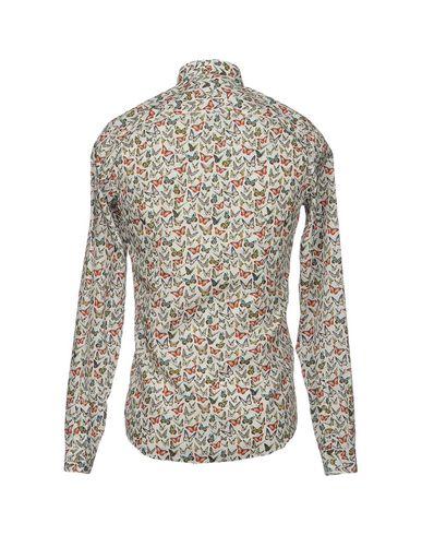 Aglini Trykt Skjorte kjøpe billig nyeste billig pris salg online billig veldig billig klaring billig pris LU5BGc6