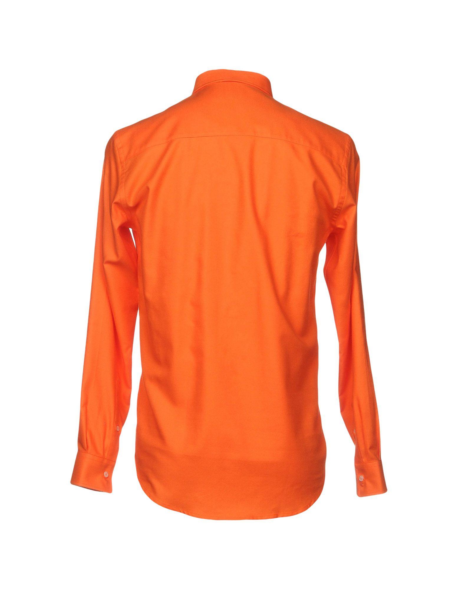 Camicia Tinta Unita Msgm Uomo Uomo Uomo - 38696530ST 61a4d3