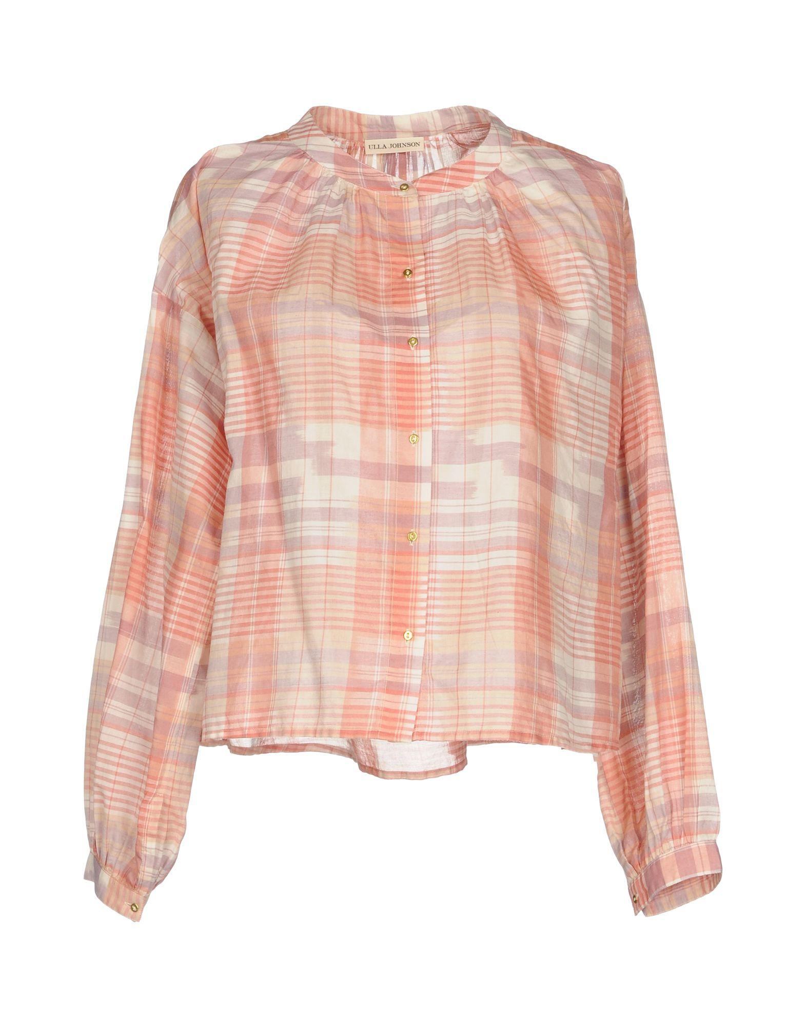 Camicia A Quadri Ulla Johnson Donna - Acquista online su 99XKvw