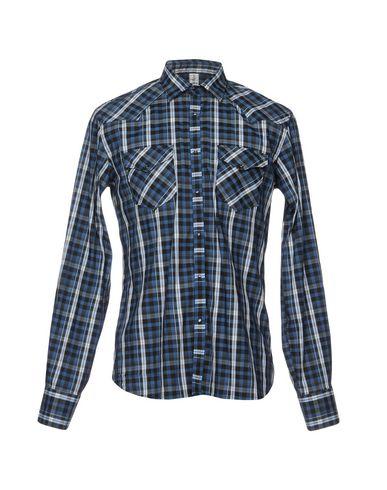 billig pris butikken Etichetta 35 Rutete Skjorte CEST for salg 9PBoGk